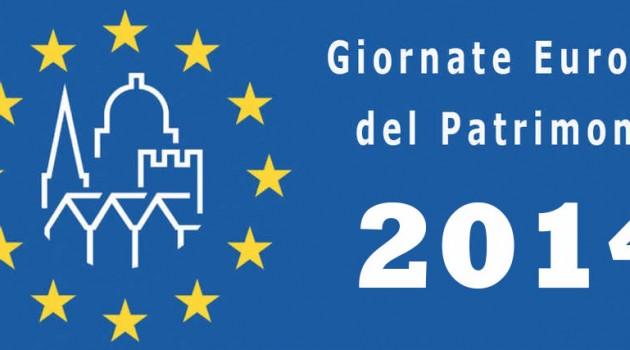 20 e 21 settembre, giornate europee del Patrimonio 2014