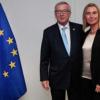 La Commissione Juncker si presenta