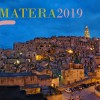 La Capitale europea della Cultura 2019 è Matera