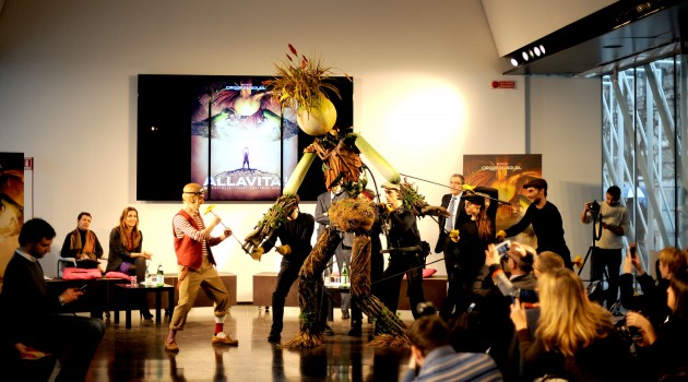 Cirque du Soleil per Expo 2015: ALLAVITA!