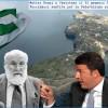 Matteo Renzi sull'isola che non c'è