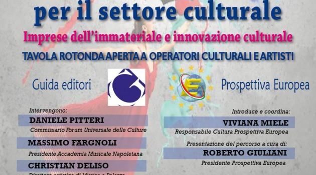 Politiche culturali in Europa – opportunità e sfide per il settore creativo