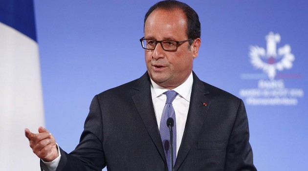 France's president has criticised Turkey's military push into northern Syria, saying that it risks escalating the conflict.