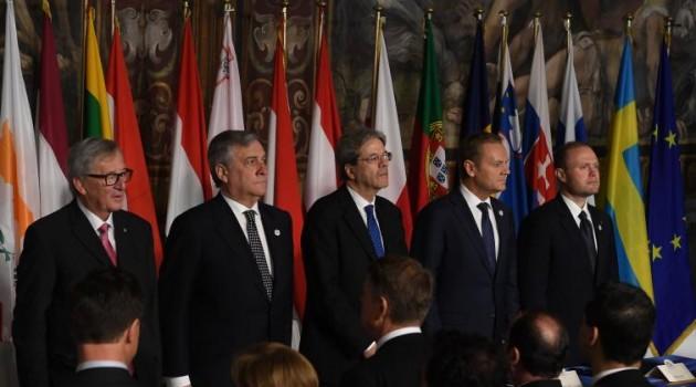 Dichiarazione di Roma 25 marzo 2017
