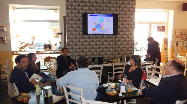 Prospettiva Europea a Salerno: Tavola rotonda su innovazione e start up