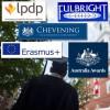 Opportunità di formazione all'estero: le differenze tra i programmi Fulbright e Erasmus