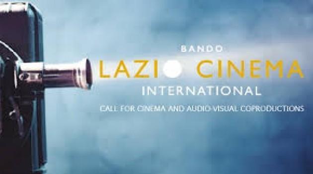 Lazio Cinema International: sostegno alle PMI del settore cinematografico