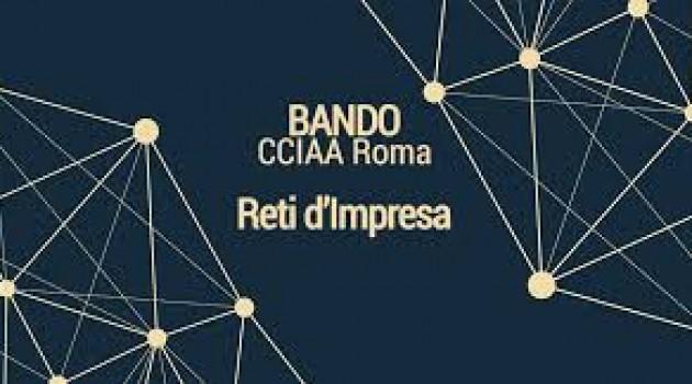 Camera di Commercio di Roma: il Bando Reti d'Impresa