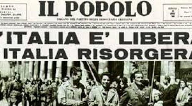 La festa della liberazione