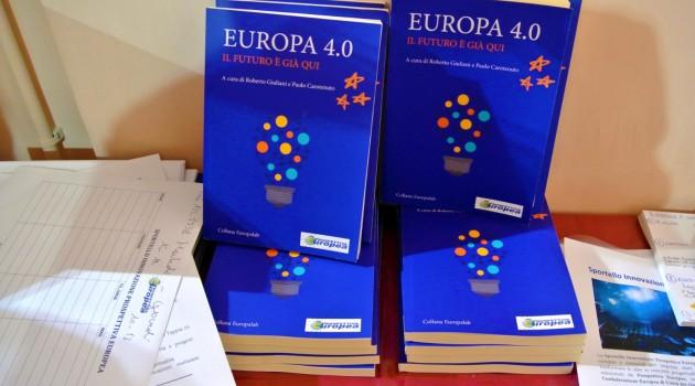 Seminari Europalab: Europa 4.0 Il Futuro è già qui
