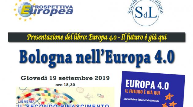 Bologna nell'Europa 4.0