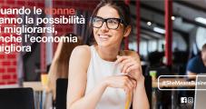 She Means Business: formazione sulle digital skills per l'imprenditoria femminile del Mezzogiorno