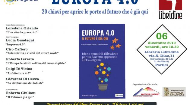Europa 4.0: 20 chiavi per aprire le porte al futuro che è già qui