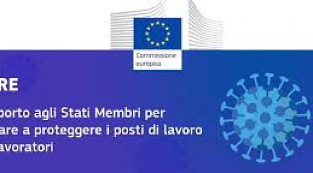 Sure, il nuovo strumento europeo di sostegno dell'occupazione