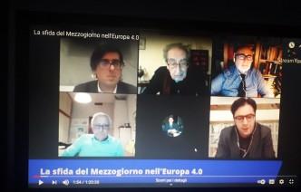 La sfida del Mezzogiorno nell'Europa 4.0
