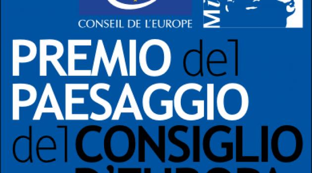 Premio del Paesaggio del Consiglio d'Europa: pubblicato il bando