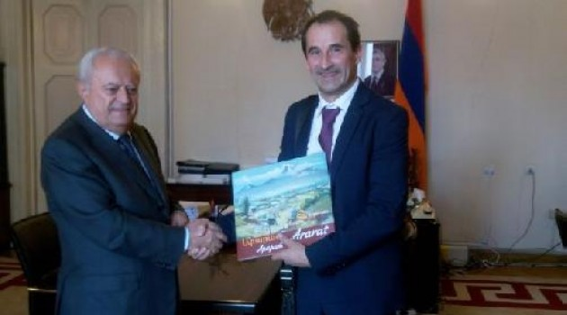 Energy Community invites Armenia to become fully-fledged member