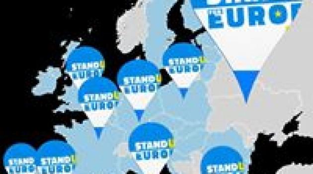 """Una generazione di volenterosi """"si alzi per l'Europa"""""""
