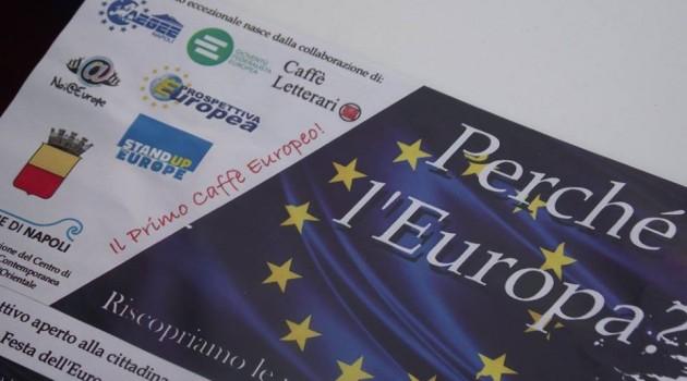 Perchè l'Europa? – Le ragioni per ripartire