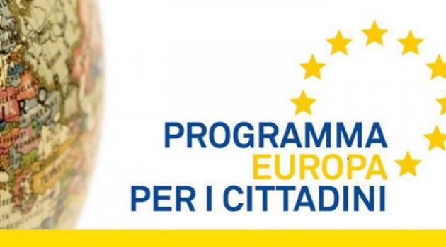 Le strade della cittadinanza, i progetti italiani di Europe for Citizens