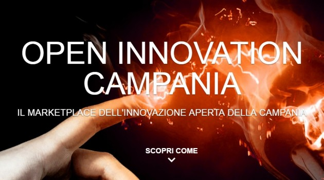 Open Innovation: apre in Campania la piattaforma tecnologica per gli innovatori