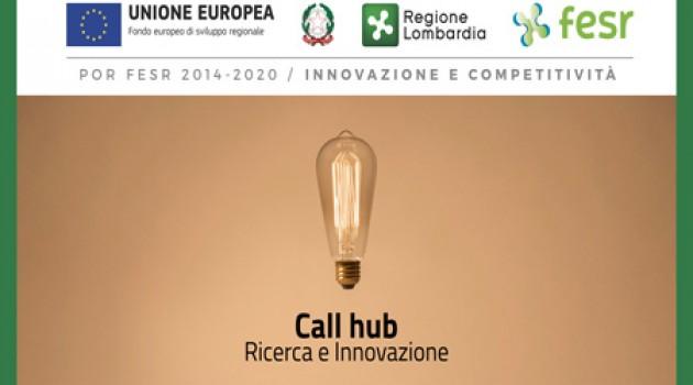 Hub Ricerca e Innovazione: la call della Regione Lombardia