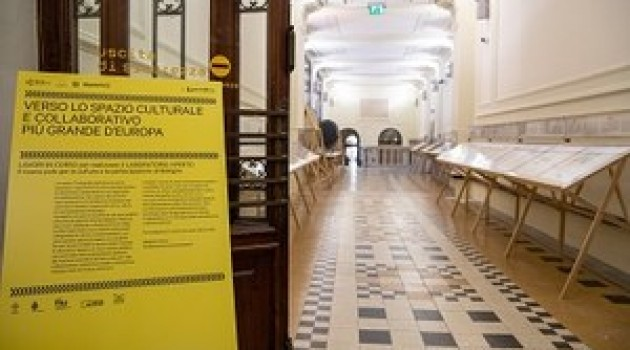 Laboratori di inclusione digitale: inaugurato a Bologna il Corridoio del Bramante