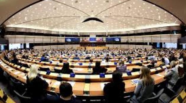 Parlamento Europeo: misura da 37 miliardi per l'emergenza coronavirus