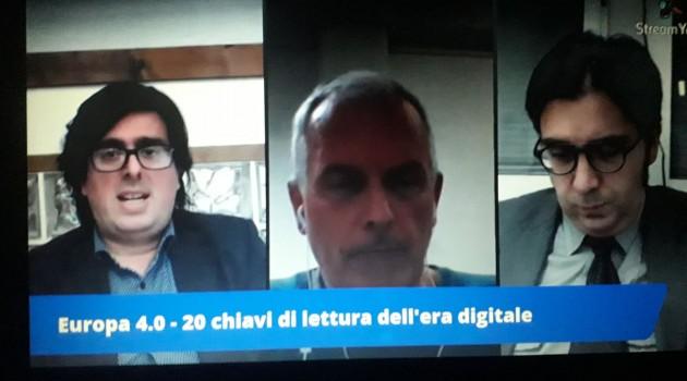 Europa 4.0: 20 chiavi di lettura dell'era digitale