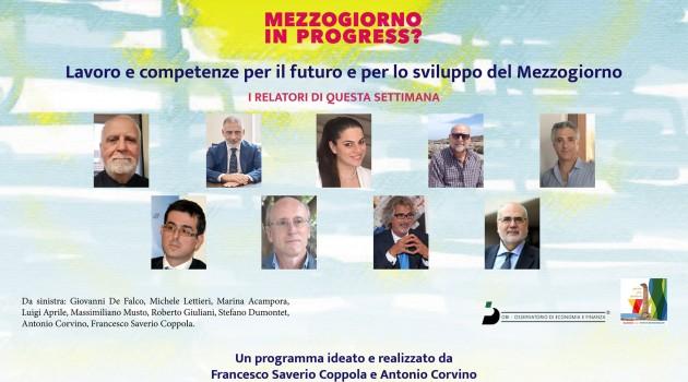 Lavoro e competenze per il Futuro per il Mezzogiorno