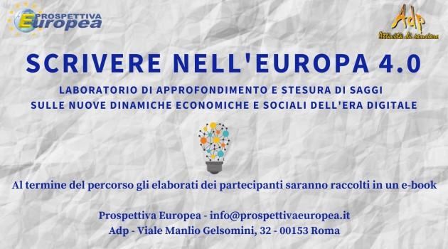 Scrivere nell'Europa 4.0