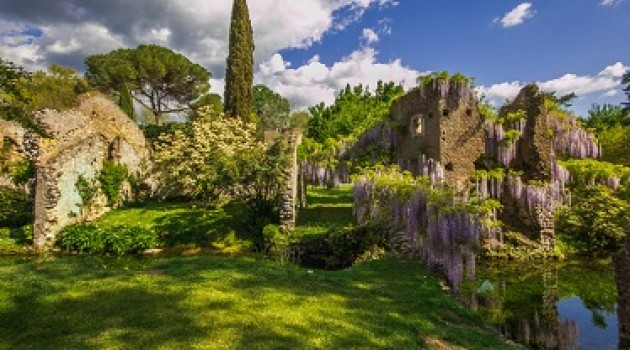 Scheda: Attuazione di interventi di sostegno al territorio per il rilancio del turismo del Lazio