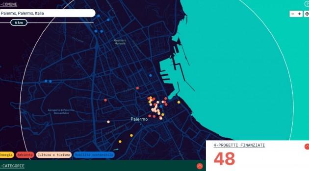 Monitoraggio civico dei fondi europei: il progetto di Mobilità Palermo