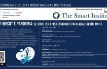 Post-Brexit e Pandemia: Le sfide per i professionisti tra Italia e Regno Unito