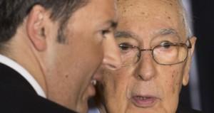 Renzi_Napolitano