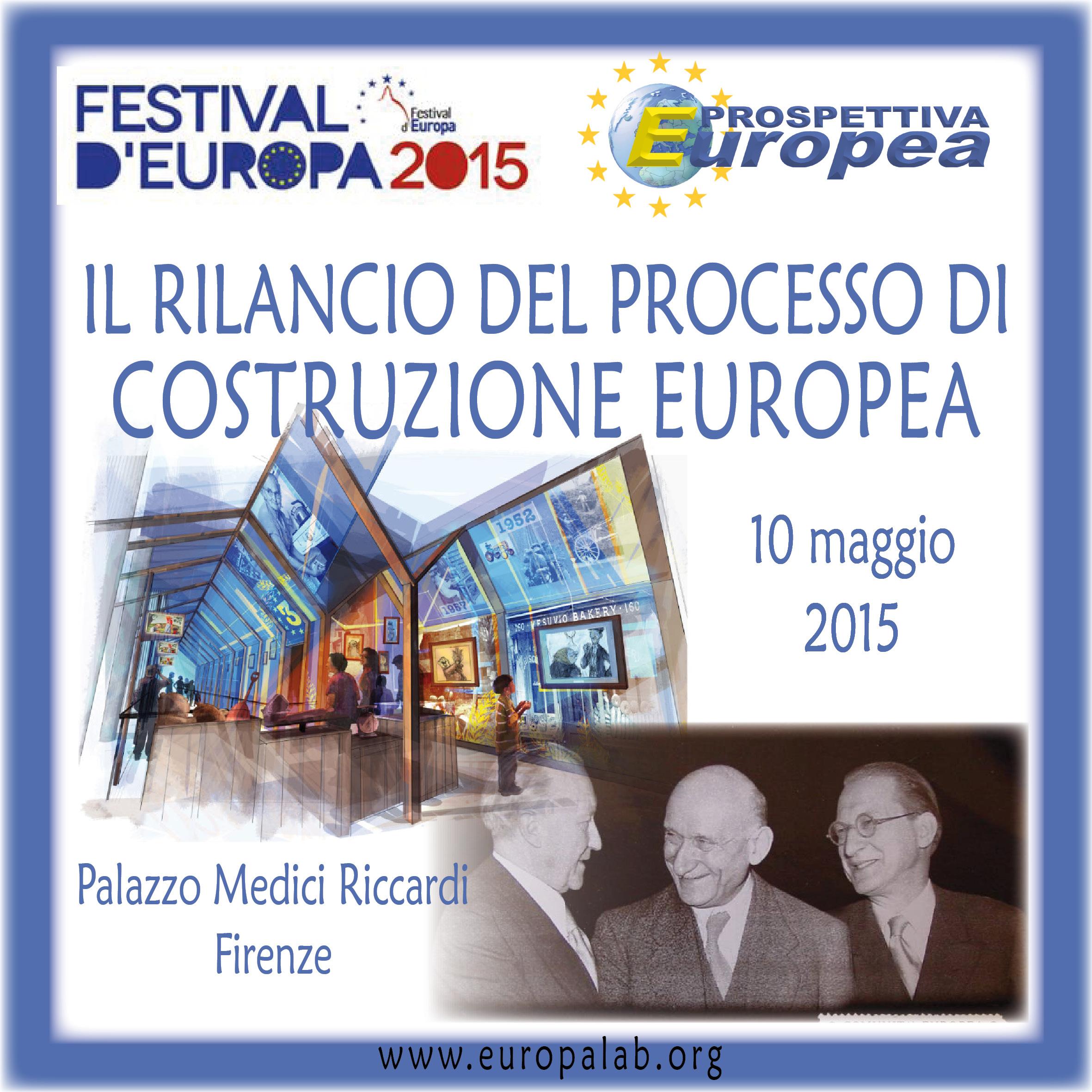 Immagine Evento Prospettiva Europea Firenze 10 maggio