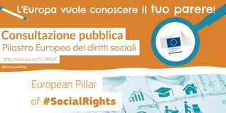 pilastro diritti sociali